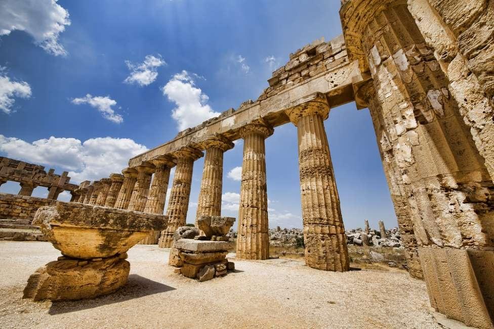 selinunt agrigent tempel griechisch sizilien guide sizilianische städte archeologisch