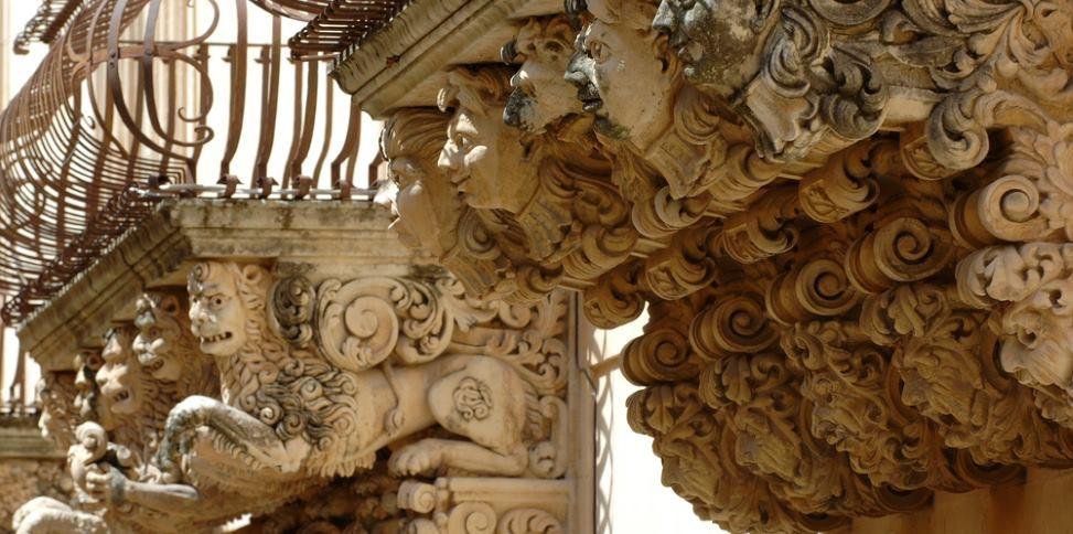 sizilien ferien guide kunst kultur noto barock unesco balkon sehenswürdigkeiten