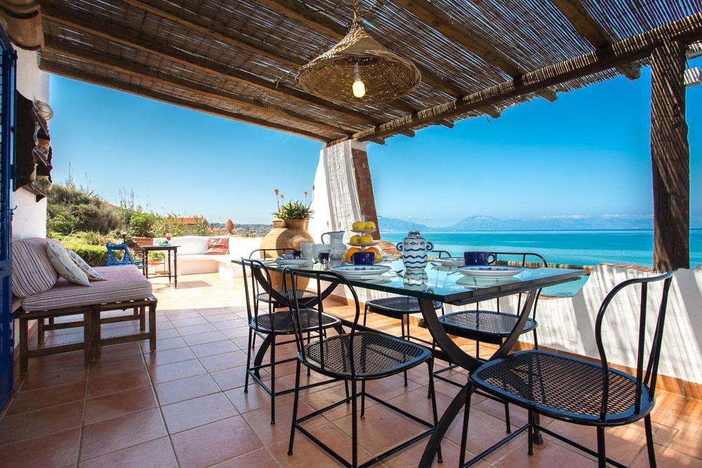 balestrate sizilien ferien informationen villa ferienhaus terrasse meerblick