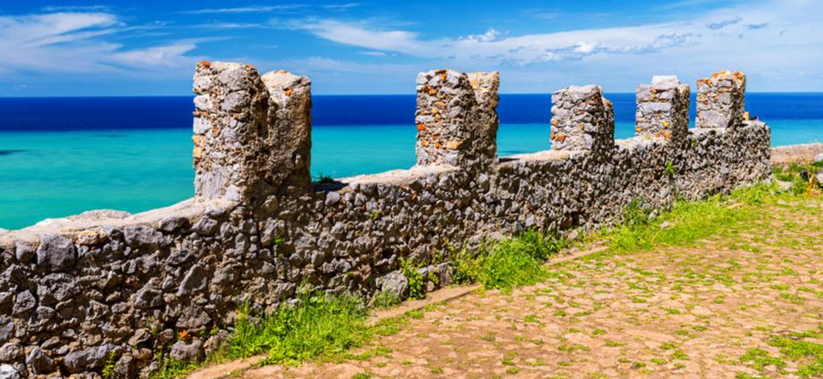 cefalu la rocca wandern burgruine sizlien guide sizilianische städte