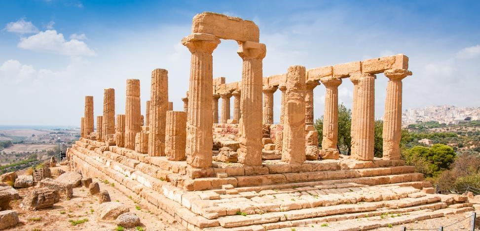 sizilien guide geschichte agrigent tempel griechen antike ruinen