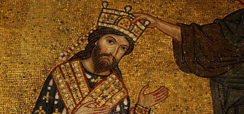 sizilien guide geschichte kunstgeschichte kunst mosaik roger krönung