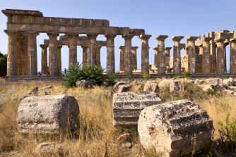 Balestrate information villa ferienhaus sizilien ferien selinunt tempel sehenswürdigkeiten