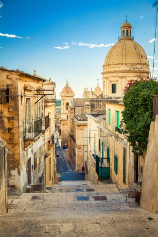 sizilien ferien guide noto sizilianischer barock unesco architektur