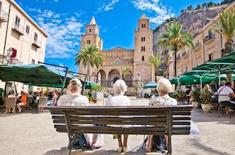 sizilien ferien informationen anreise sommer cefalù