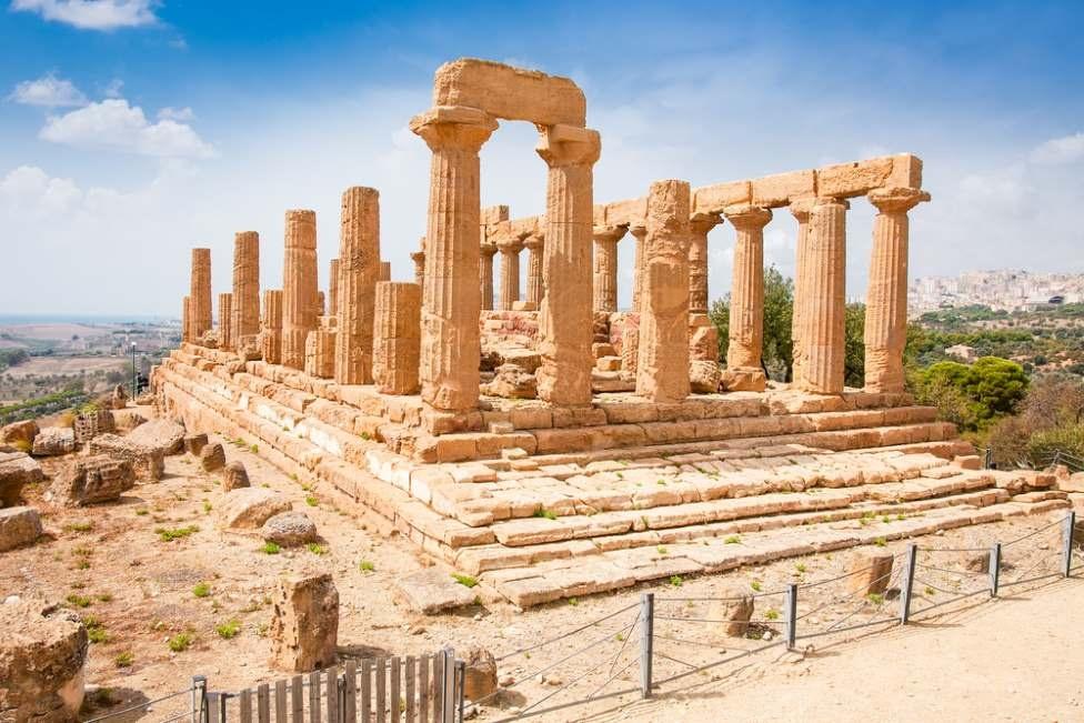 agrigent selinunt sizilien guide sizilianische städte tal der tempel griechisch