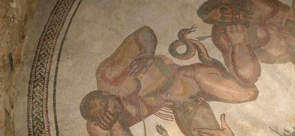villa romana del casale mosaik sizilien guide geschichte kunst kunstgeschichte römer