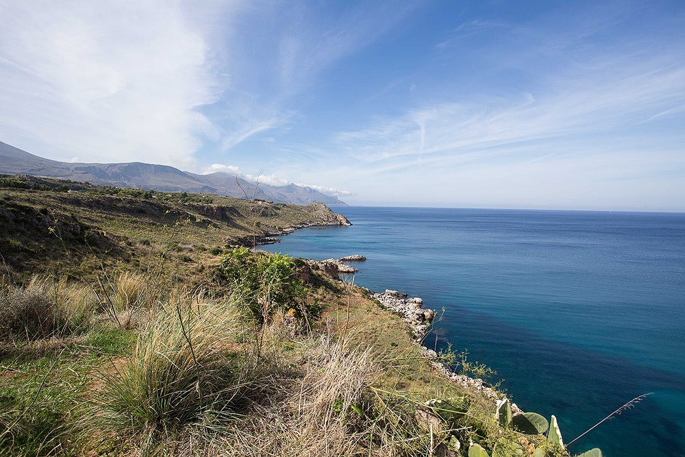 sizilien ferien information scopello ferienhaus villa meer strand panorama